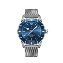 Breitling Superocean Heritage Steel 44mm Blue No numerals United States of America, New York, New York