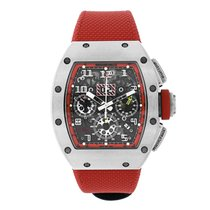 Richard Mille Titanium 42mm Automatic RM011 pre-owned