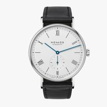NOMOS Ludwig 38 Steel White Roman numerals United States of America, New Jersey, Princeton