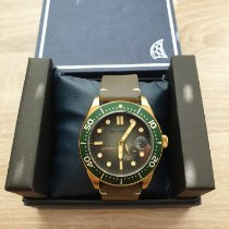 Spinnaker pre-owned Automatic 42mm Green Sapphire crystal 120 ATM