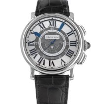 Cartier Rotonde de Cartier White gold 42mm Grey United States of America, Maryland, Baltimore, MD