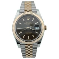 Rolex 126331 Gold/Steel 2021 Datejust II 41mm pre-owned United States of America, California, Fullerton
