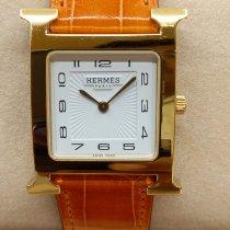 Hermès Heure H Steel 26mm White Arabic numerals United States of America, Texas, Houston