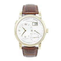 A. Lange & Söhne Grand Lange 1 Yellow gold 40.9mm Champagne United States of America, California, Los Angeles