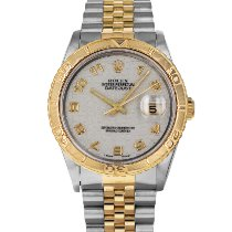 Rolex Datejust Turn-O-Graph Gold/Steel 36mm White Arabic numerals United States of America, Maryland, Baltimore, MD