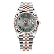 Rolex 126231 Gold/Steel 2021 Datejust 36mm new United States of America, New York, New York