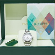 Rolex Oyster Perpetual Lady Date Steel 26mm White No numerals United States of America, California, Los Angeles