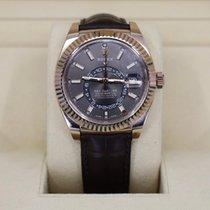 Rolex Sky-Dweller Rose gold 42mm Black No numerals United States of America, New York, NEW YORK