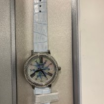 Seiko Women's watch 35.2mm Automatic new Watch with original box and original papers 2020