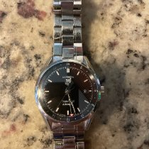 TAG Heuer Carrera Calibre 7 Steel 39mm Black No numerals United States of America, Indiana, charlestown