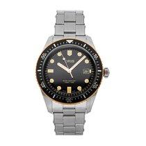 Oris Divers Sixty Five Steel 42mm Black No numerals United States of America, Pennsylvania, Bala Cynwyd