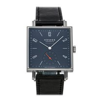 NOMOS Steel 33mm Automatic 422 pre-owned