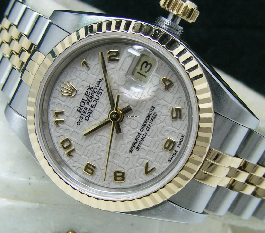 Rolex Lady-Datejust 69173 1999 pre-owned