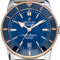 Breitling Superocean Heritage 42 Steel 42mm Blue