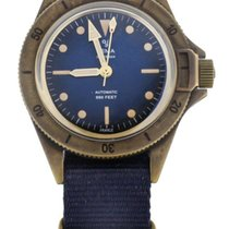 Yema Bronze 39mm Automatic USUPS2019 pre-owned