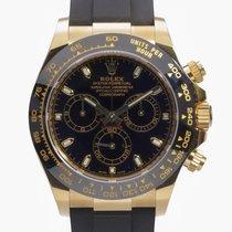 Rolex Daytona Yellow gold 40mm Black No numerals United Kingdom, Radlett