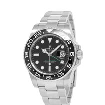 Rolex 116710LN Steel 2009 GMT-Master II 40mm pre-owned United States of America, New York, Hartsdale