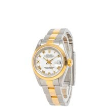 Rolex Oyster Perpetual Lady Date Steel 26mm White Roman numerals United States of America, New York, Hartsdale