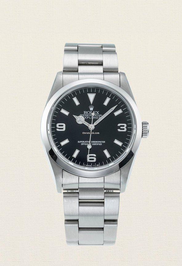 Rolex Explorer 14270 1991 rabljen