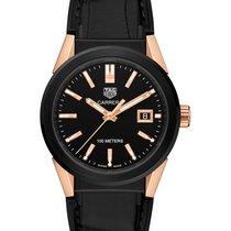 TAG Heuer Carrera Lady новые 2020 Кварцевые Часы с оригинальными документами и коробкой WBG1350.FC6418