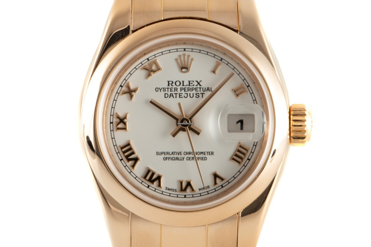 Rolex Lady-Datejust 179165 2001 pre-owned