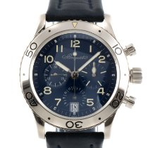 Breguet White gold 39mm Automatic 3820 pre-owned