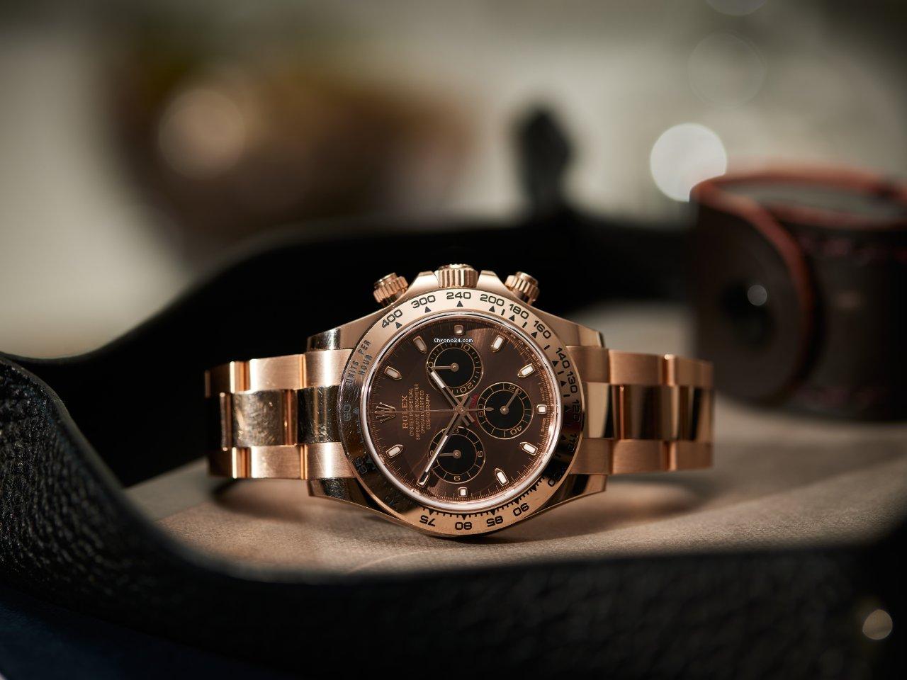 Rolex Daytona 116505-0013 2021 подержанные