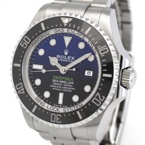 Rolex Sea-Dweller Deepsea Acciaio 44mm Blu Senza numeri Italia, Milano
