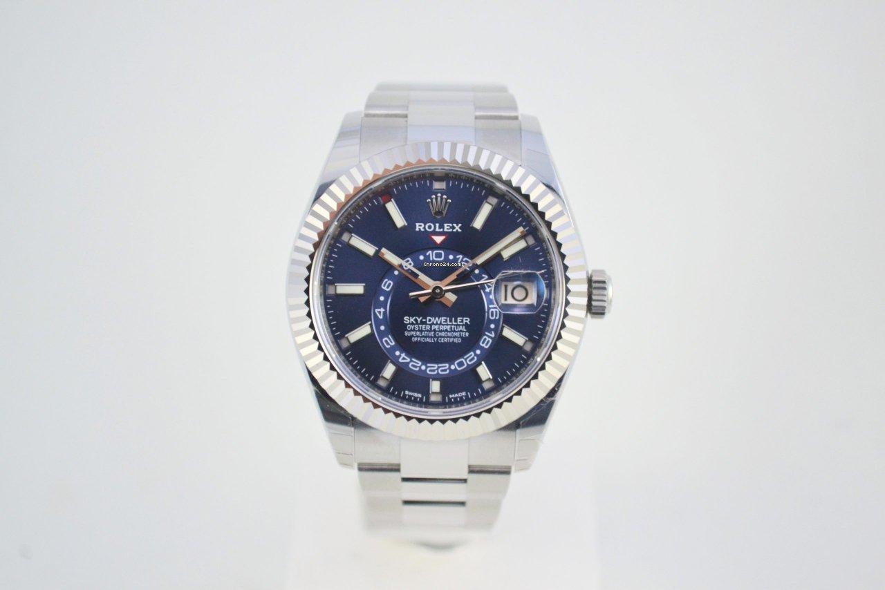 Rolex Sky-Dweller 326934 2021 nieuw