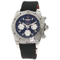 Breitling Steel 40mm Automatic AB0144 pre-owned