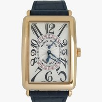 Franck Muller Yellow gold 32mm Automatic 1100 DS R pre-owned India, Mumbai,