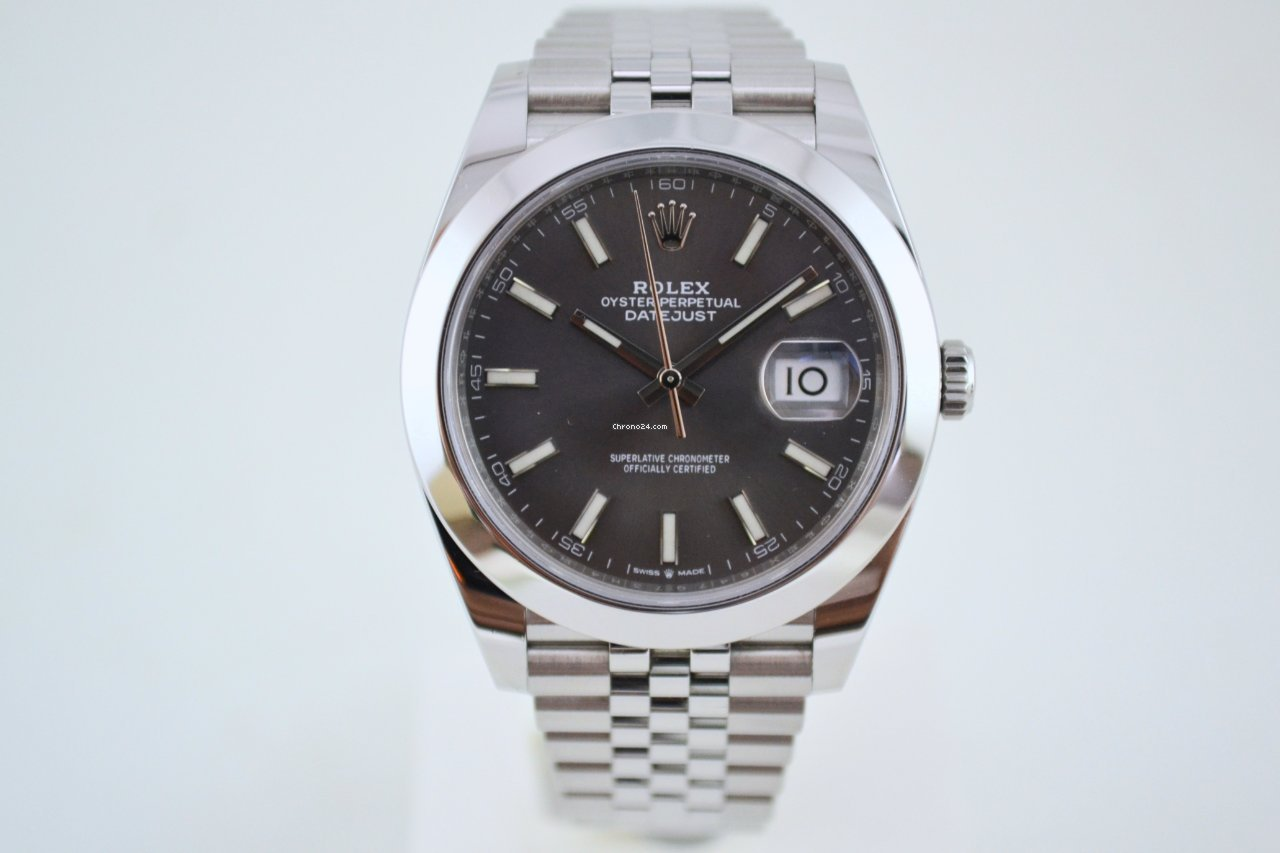 Rolex Datejust 126300 2020 tweedehands