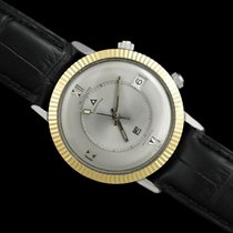 Jaeger-LeCoultre Gold/Steel 37mm Automatic 6445 pre-owned United States of America, Georgia, Suwanee