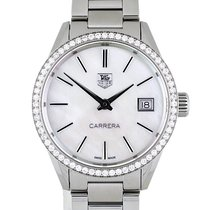 TAG Heuer Carrera Lady Steel 32mm Mother of pearl No numerals United States of America, Georgia, Atlanta