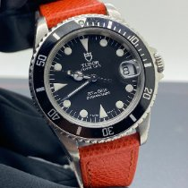 Tudor 75190 Steel Submariner 36mm pre-owned
