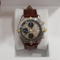 Breitling Chronomat 81950a Goed Staal 39mm Automatisch