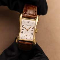 Patek Philippe 2442 Yellow gold 1948 22.5mm pre-owned