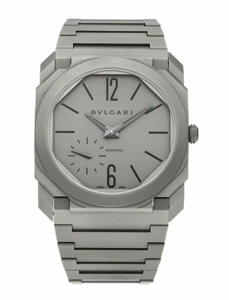 Bulgari Octo 102713 new