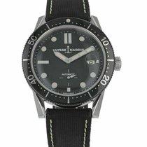 Ulysse Nardin Diver Chronometer Steel 42mm Black United States of America, Florida, Sarasota