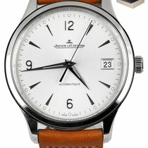 Jaeger-LeCoultre Master Control Date Сталь 40mm Cеребро