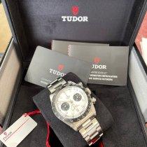 Tudor Black Bay Chrono Steel 41mm White United States of America, New Jersey, Totowa