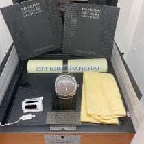 Panerai Special Editions Platinum 47mm Brown United States of America, Pennsylvania, FORT WASHINGTON