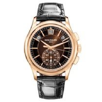 Patek Philippe Annual Calendar Chronograph new 2020 Automatic Chronograph Watch with original box and original papers 5905R-001