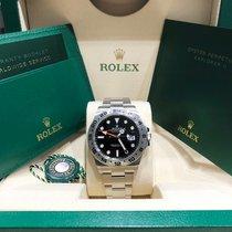 Rolex 226570 Steel 2021 Explorer II 42mm new