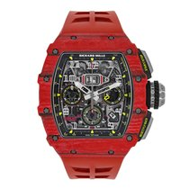 Richard Mille RM 011 RM11-03 Very good Carbon 44mm Automatic