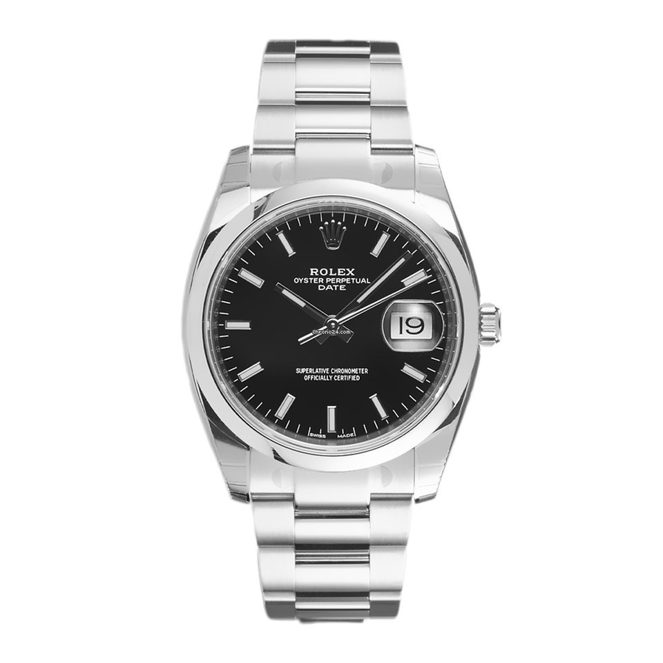 Rolex Oyster Perpetual Date 115200 новые