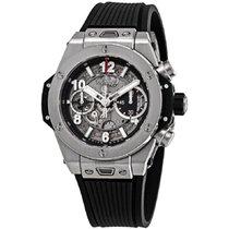 Hublot Big Bang Unico new Automatic Chronograph Watch with original box and original papers 441.NX.1170.RX