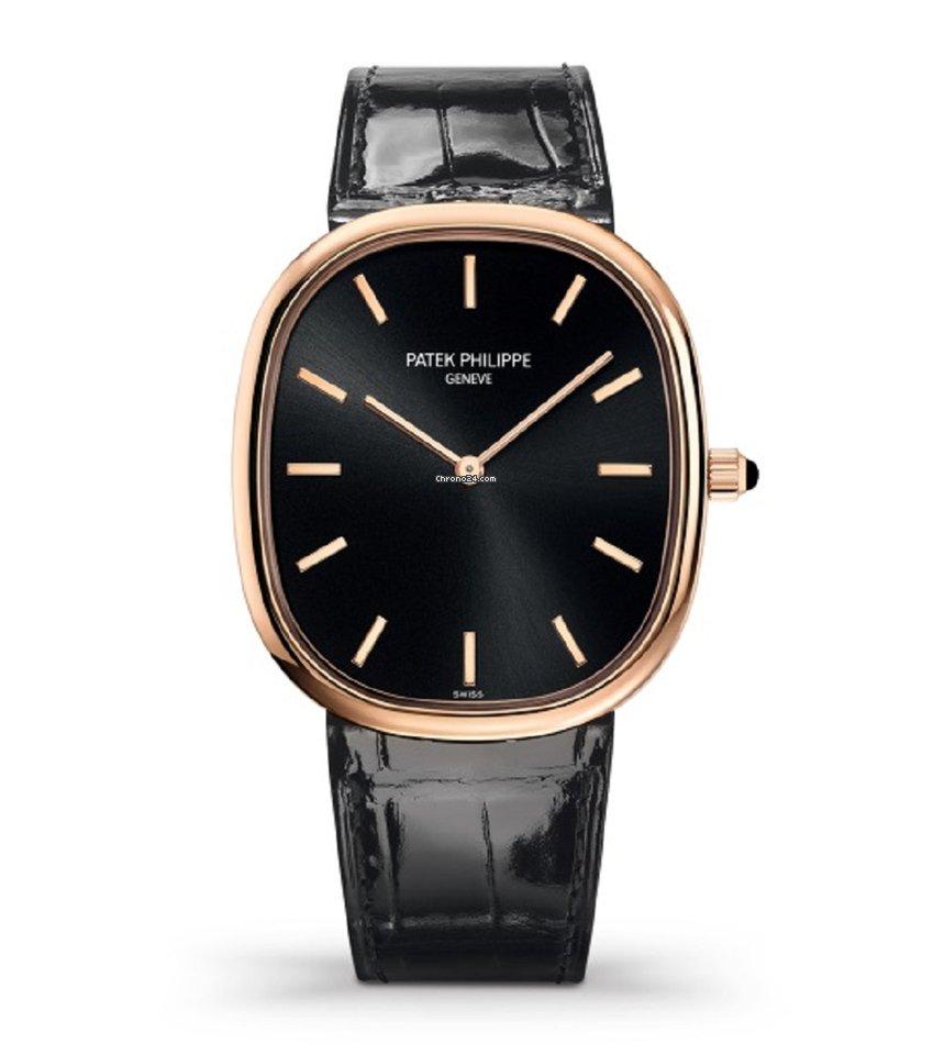Patek Philippe Golden Ellipse 5738R-001 new
