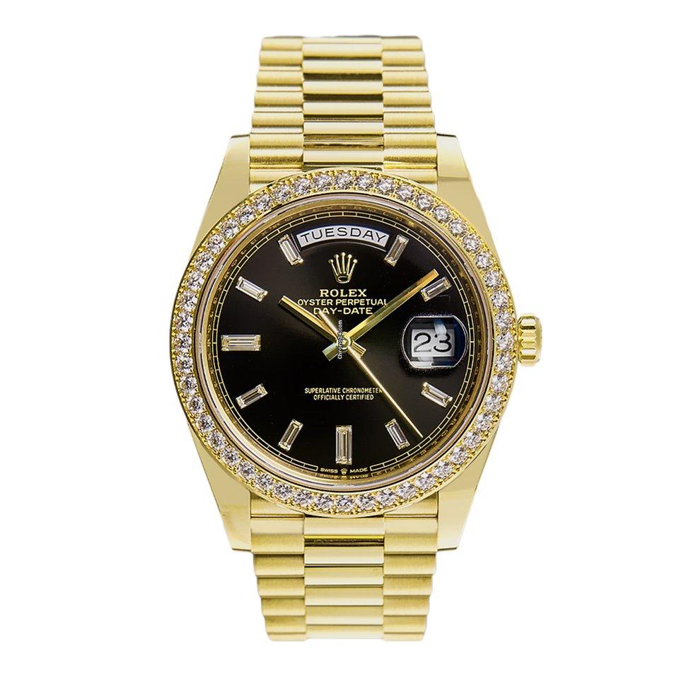 Rolex Day-Date 40 228348 2020 new