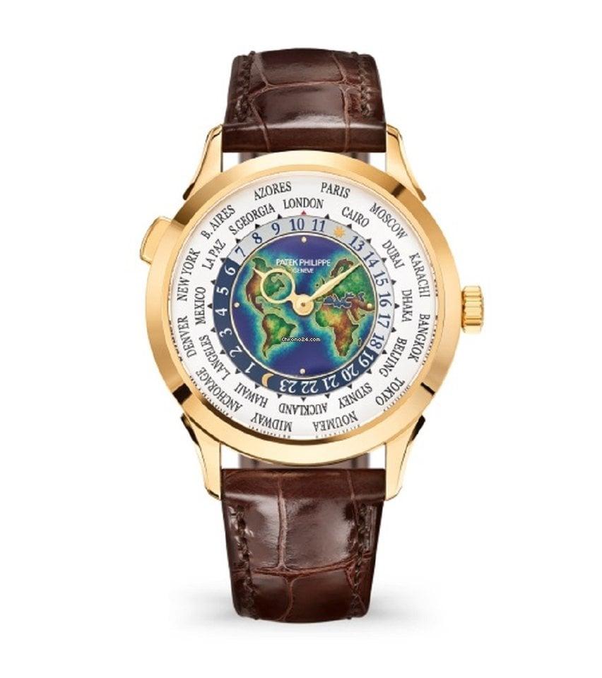 Patek Philippe World Time 5231J-001 new